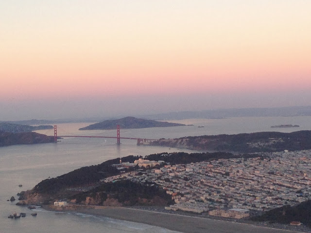Fly Girl in Training: Flying a Bonanza over the Golden Gate Bridge