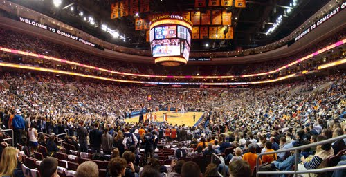 fact on villanova theater three games at wells fargo center this season