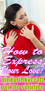 Express Your Love.. ✿◠‿◠)