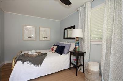 Design maze summer home with karen sealy for Bunkie interior designs