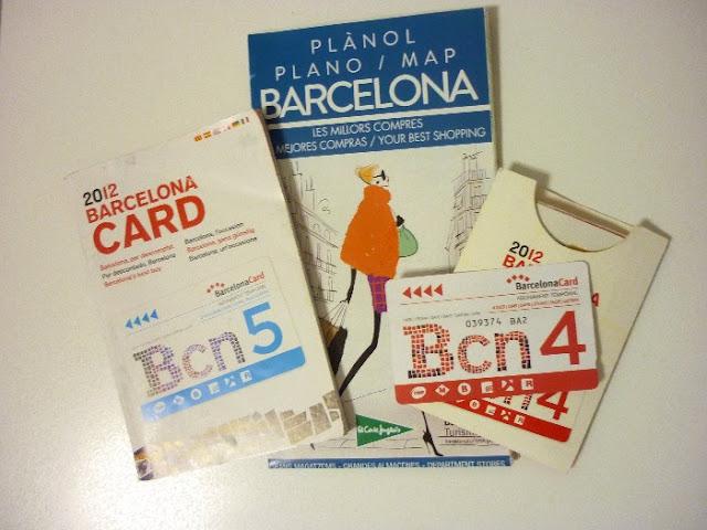 aeroporto di barcellona, dove comprare la barcelona card