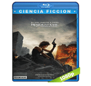 Resident Evil: Capitulo Final (2017) Full HD BRRip 1080p Audio Dual Latino/Ingles 5.1