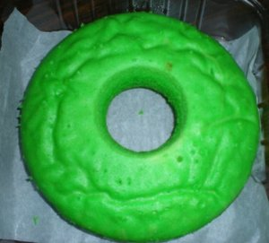 Resep Cake Pandan Kukus