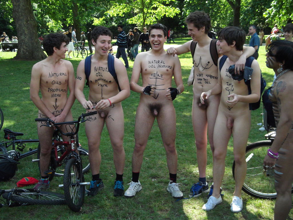 from Richard nude young boys on bicycles