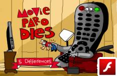 CineParodias (5 Diferencias)