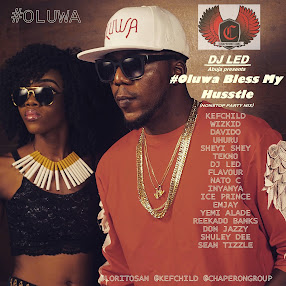 Download Dj Led #oluwa party mix may 2015