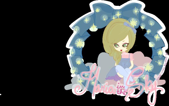 Maria in the Sky ミ☆