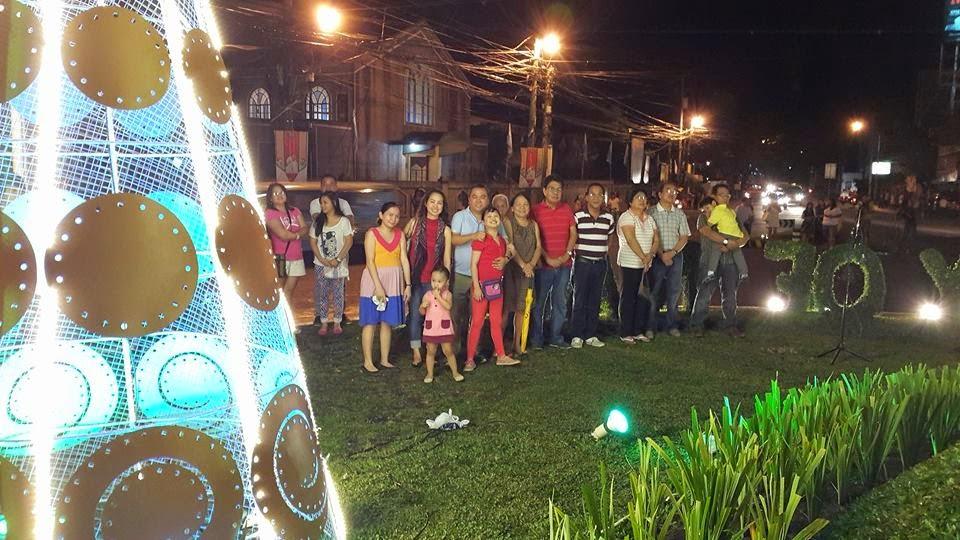 Christmas 2014 in Naga City