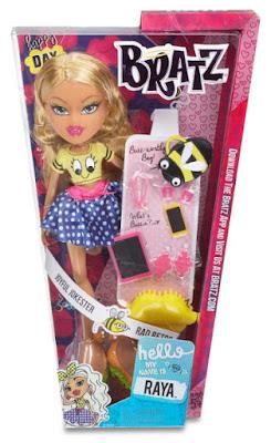 TOYS : JUGUETES - BRATZ : My Name Is  Raya | Muñeca - Doll  Producto Oficial 2015 | MGA 538134 | A partir de 5 años  Comprar Amazon España & buy Amazon USA