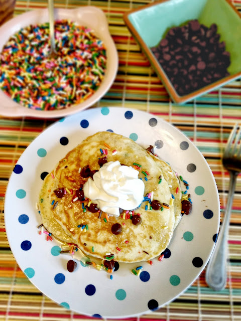 Our Family's Favorite Pancake Recipe