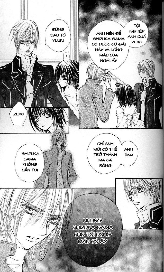 Vampire Knight Chapter 20 - Trang 22