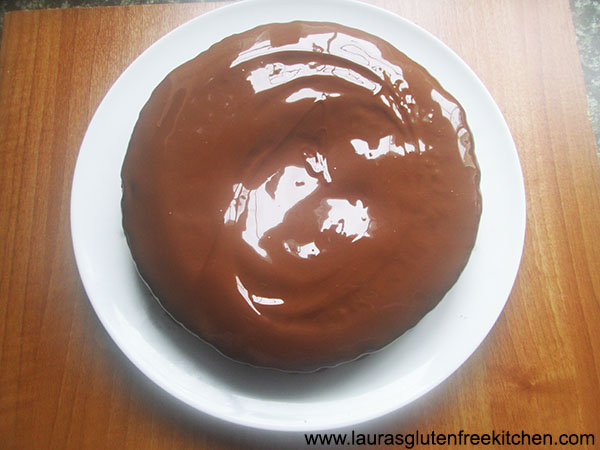 chocolate Marmalade Cake