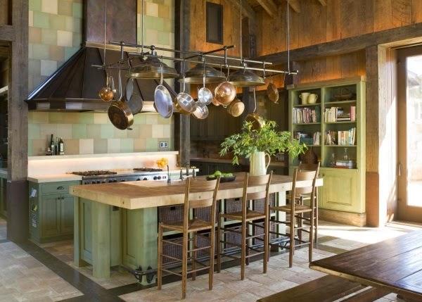 Cocinas Decoracion y diseo de Cocinas Decoracion Cocinas Rusticas