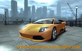 Lamborghini Murciélago LP640 2007