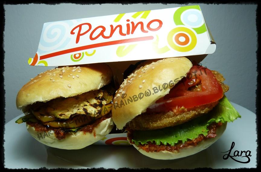 panini morbidissimi simil fast food (burger buns)