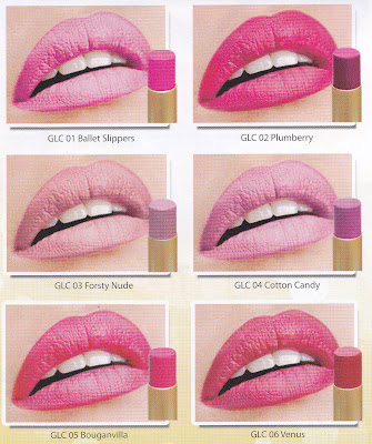 Glam Impact Lip Color with Matte Finishing 2.8gm