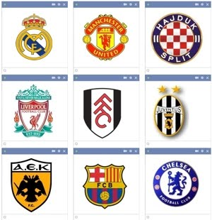 football emoticons for facebook facebook symbols and chat emoticons. Black Bedroom Furniture Sets. Home Design Ideas