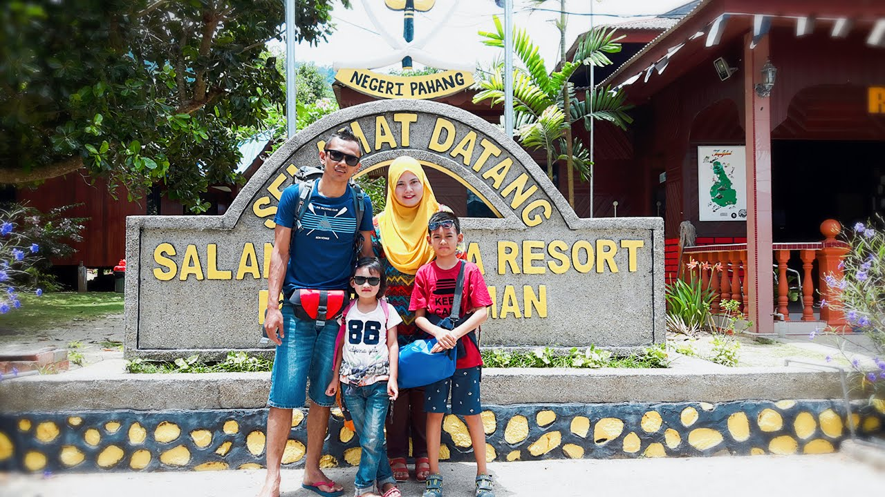 MY FAMILY TIOMAN 2016