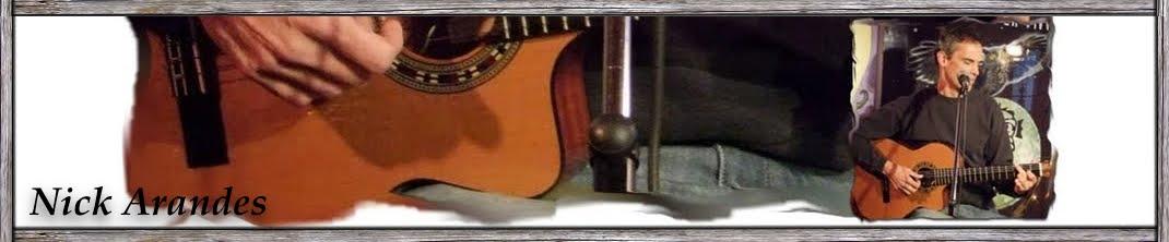 Nick Arandes Música