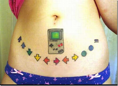 10 awesome and horribly Nerdy tattoos