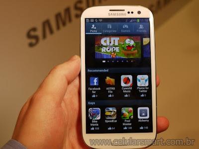 Galaxy S3 Google Play