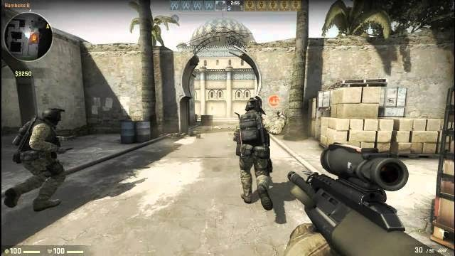 Counter Strike Global Offensive PC Gameplay