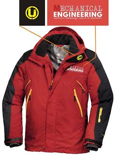 Desain Jacket Outdor