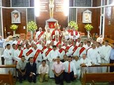DEL 15 AL 18 DE JUNIO SE REALIZARA EL XII CONGRESO NACIONAL DEL DIACONADO PERMANENTE EN BUCARAMANGA