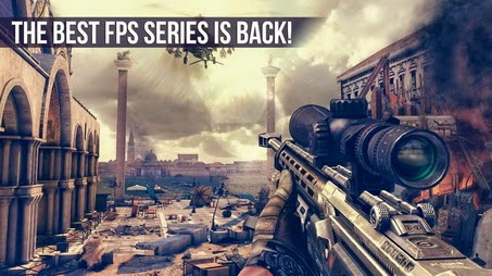 Modern Combat 5 Android free download