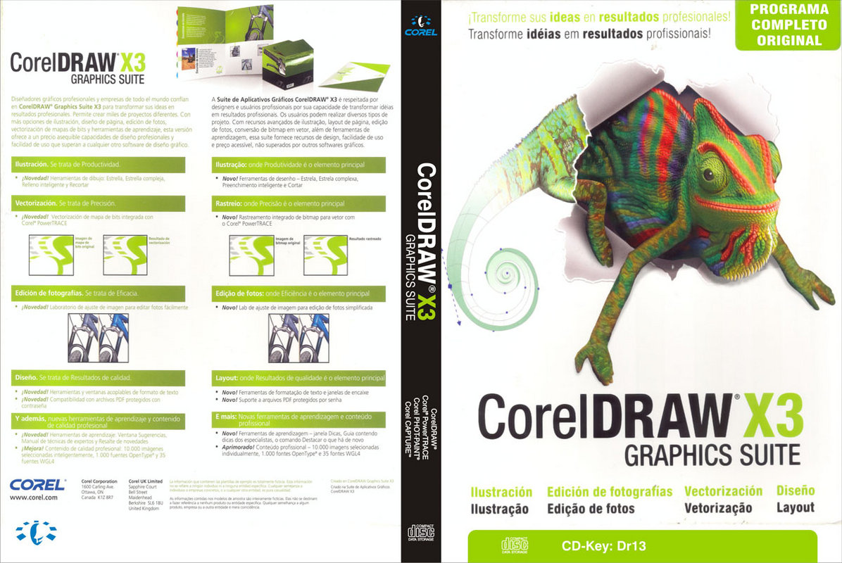 corel draw x3 torrent download with keygen