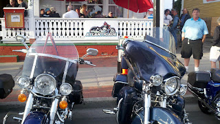 Atlanticade Motorcycle rally