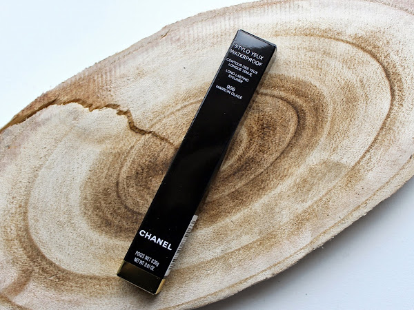 Chanel Long-Lasting Eyeliner 906 Marron Glacé.
