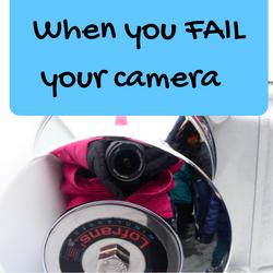 fail camera