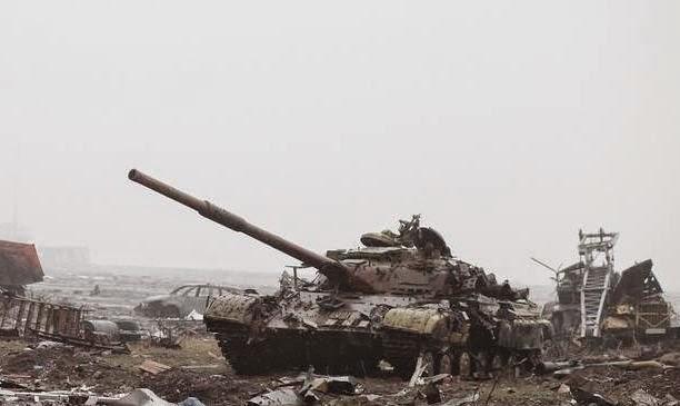 Конфликт в Восточной Украине обострился
