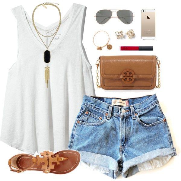 Increíbles Outfits para el Verano