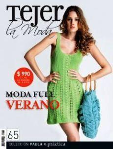 Revista Tejer la Moda №65
