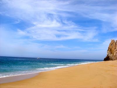 Lover's Beach, Cabo San Lucas, Mexico www.thebrighterwriter.blogspot.com