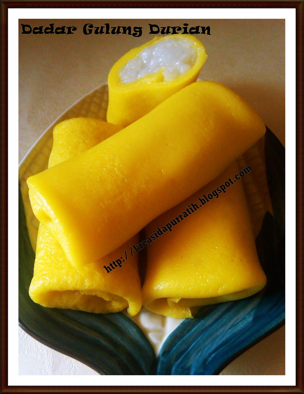 kembali ke durian hehe kali ini aq bikin masih seputar durian mau ...