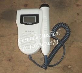 Alat Fetal Doppler Bistos BT-200 LCD