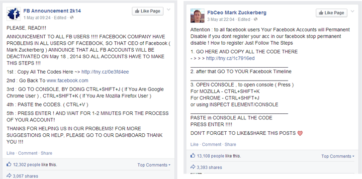 WATCH OUT! Mark Zuckerberg Can Deactivate Your Facebook Account Anytime