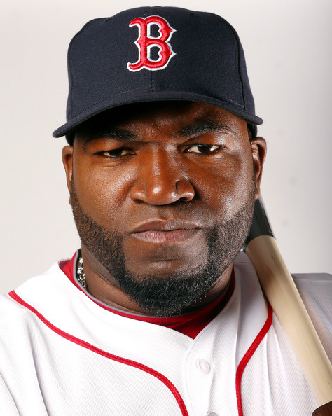 David Ortiz Beard Maybe cano should have just