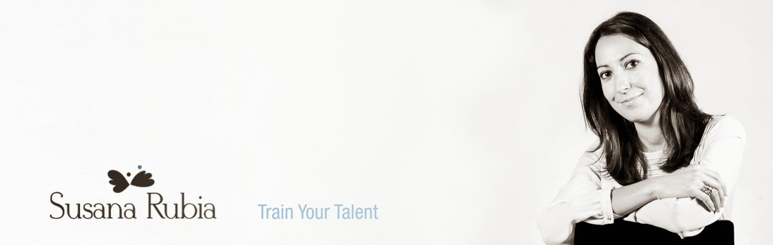 Susana Rubia | Train your talent