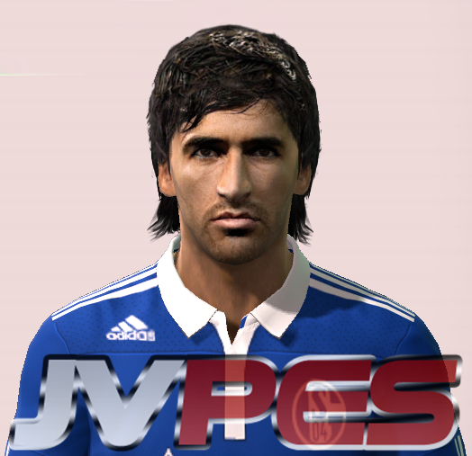 Face De Ra  L Gonz  Lez Atacante Do Schalke 04 Para PES 2011 Download