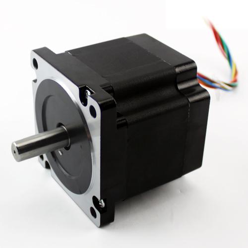 Ac motor nema 34 ac motor kit picture for Nema 34 stepper motor mount