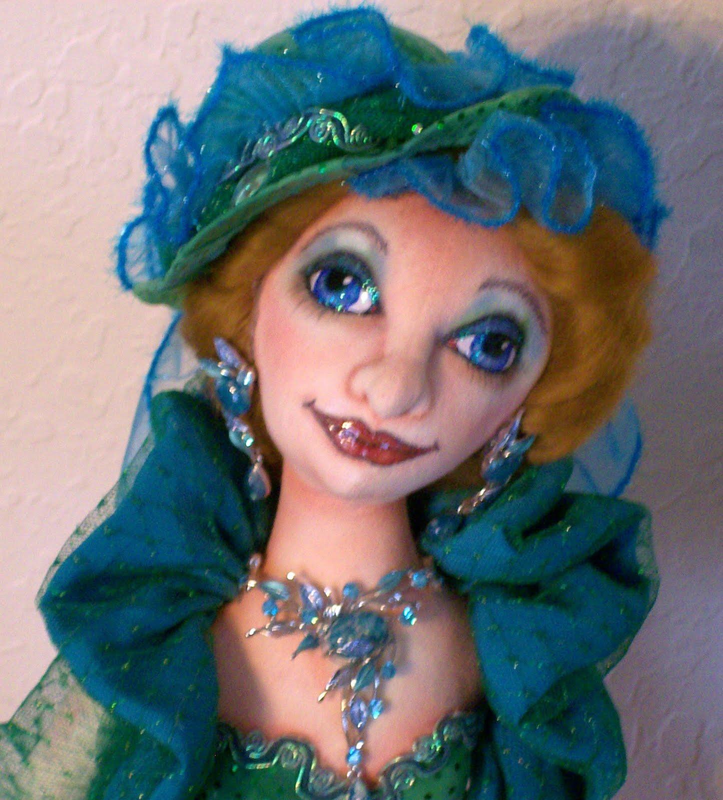 The doll I call JILL