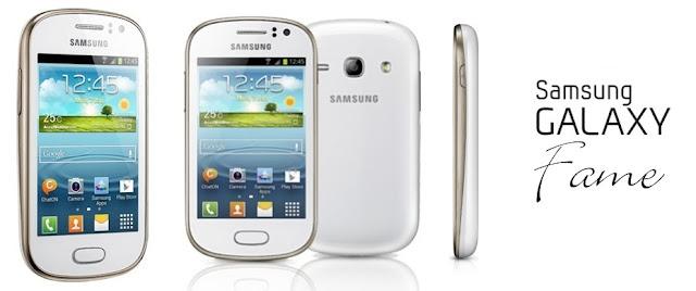 Harga & Spesifikasi Samsung Galaxy Fame S6810