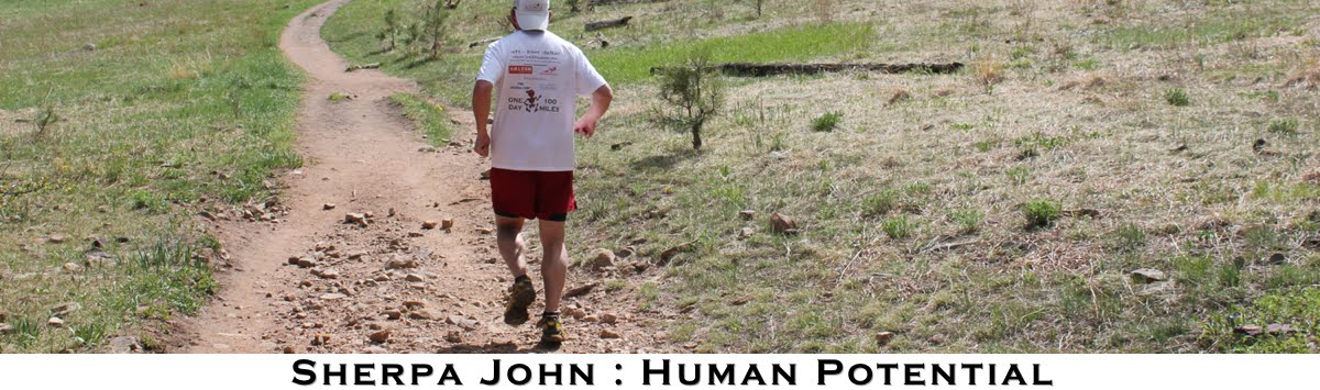 Sherpa John: Human Potential