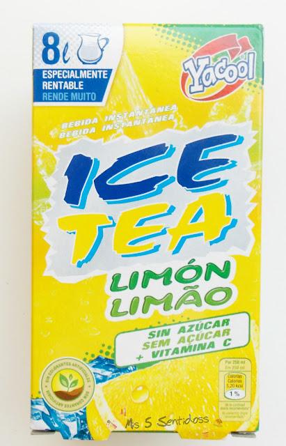 Grupo Celfa, Ice tea