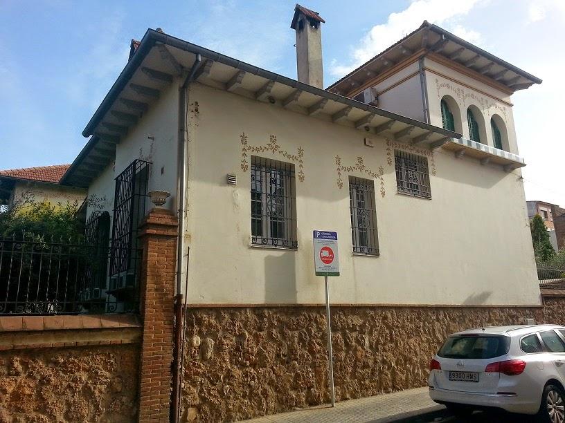 Xalet d'en Josepa Negre II de Sant Cugat del Vallès