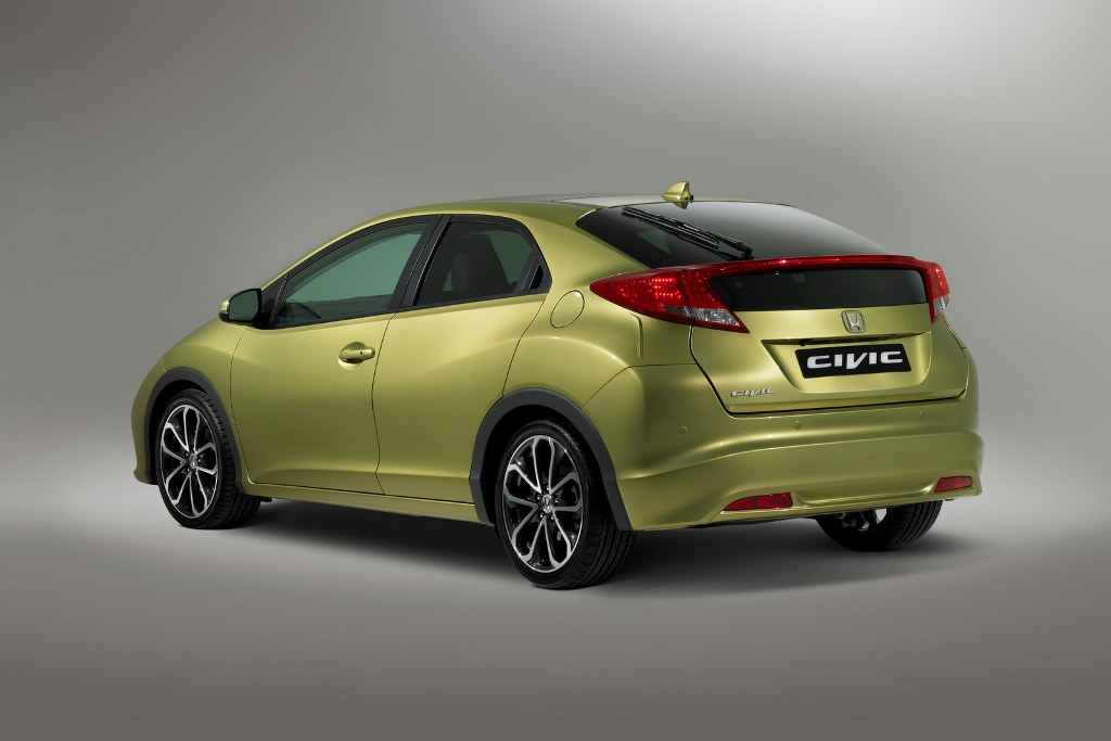 2013 honda civic hatchback release date informations